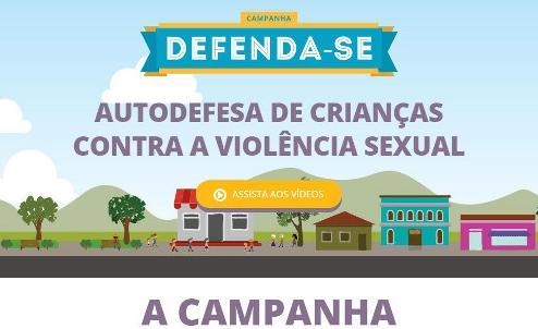 18 DE MAIO - Campanha Defenda-se ganha novo site com materiais sobre autodefesa