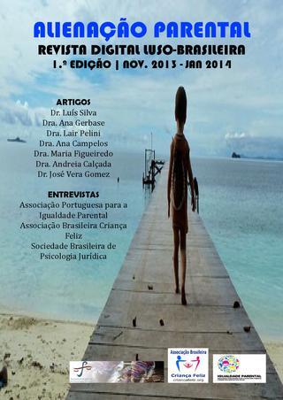 Capa: Alienação Parental - 1ª Edição - nov 2013 / jan 2014