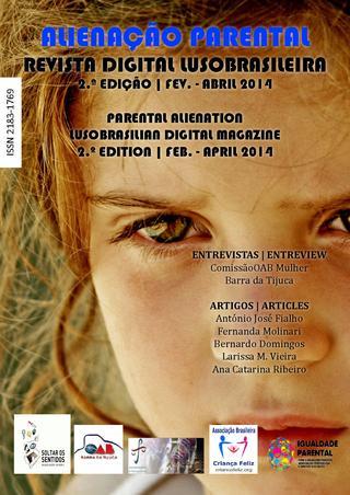 Capa: Alienação Parental - 2ª Edição - fev/abr 2014