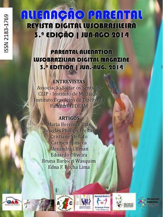 Capa: Alienação Parental - 3ª Edição - jun/ago 2014