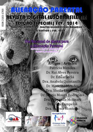 Capa: Alienação Parental - Edição Especial - fev 2014