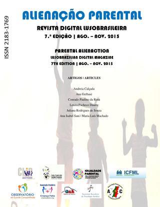 Capa: Alienação Parental - 7ª Edição - ago/nov 2015