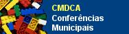 Botão Conferências