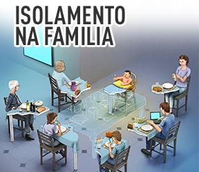 Isolamento na Família