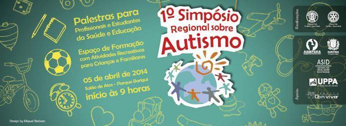 1º Simpósio Regional sobre Autismo (evento gratuito)