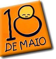 Logotipo do dia 18 de maio