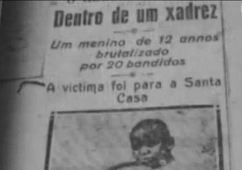 Repórteres do Jornal do Brasil encontraram o menino na Santa Casa do RJ em estado lastimável. A veiculação do caso chegou ao Congresso e também ao Palácio do Catete que era sede do governo federal.