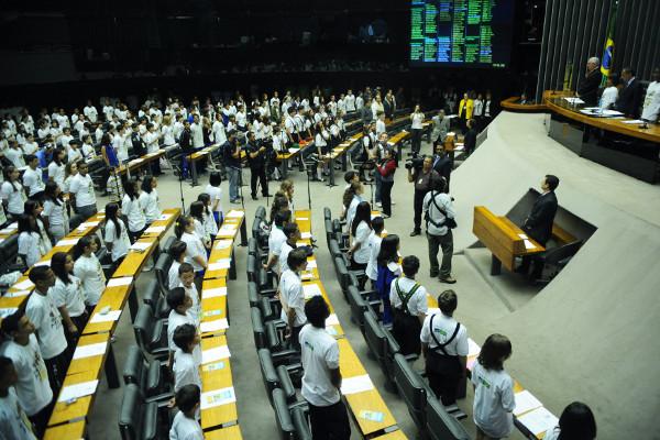Em 2003, dez anos depois, a Frente Parlamentar foi revitalizada, passando a ser integrada pelo número recorde de 133 deputados e 25 senadores, sob a coordenação da senadora Patrícia Saboya (PSB-CE), no Senado, e das deputadas Maria do Rosário (PT-RS) e Telma de Souza (PT-SP), na Câmara.