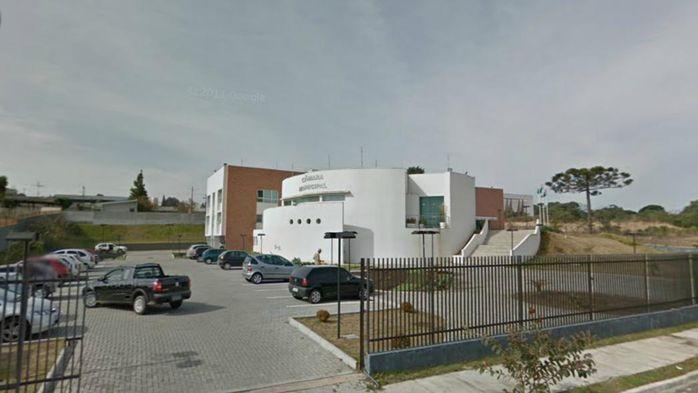 Google Imagem (julho/2011): Câmara Municipal de Campo Largo-PR