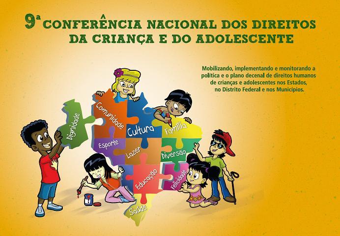 9ª Conferência Nacional dos Direitos da Criança e do Adolescente