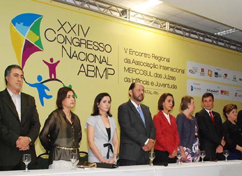 ABMP - Associação Brasileira de Magistrados, Promotores de Justiça e Defensores Públicos da Infância e da Juventude
