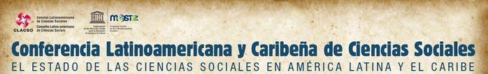 Conferência Latinoamericana e Caribenha de Ciências Sociais