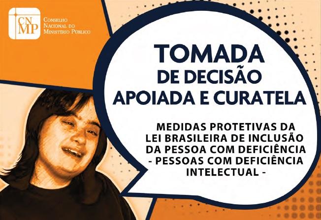PUBLICAÇÃO - CNMP lança fotonovela sobre curatela para pessoas com deficiência