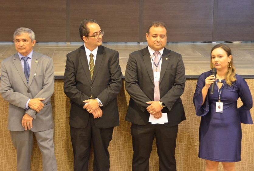 Membros do MPMA