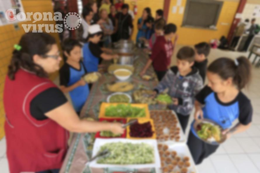 COVID-19 - Programa Nacional de Alimentação Escolar segue normalmente, diz ministra