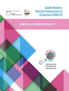 COVID-19 - Nova cartilha Fiocruz de saúde mental aborda crianças na pandemia