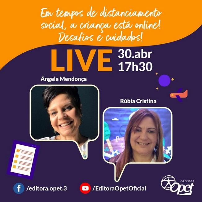 Convite para a Live