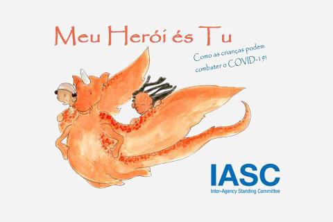 Livro de histórias infantis lançado para ajudar crianças a lidar com a Covid-19