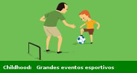 Grandes eventos esportivos