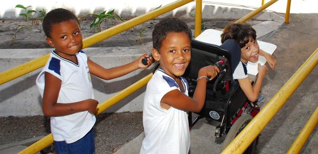 1. Inclusão no Brasil e Educação especial na escola regular