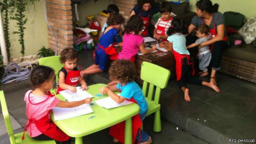 EDUCAÇÃO - Ensinar os filhos em casa ganha força no Brasil