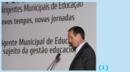 Gary Stahl, representante do UNICEF no Brasil.