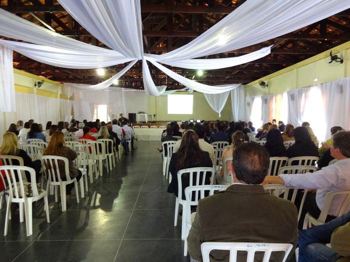 EVENTO - Siqueira Campos sedia nova etapa do Projeto Tecendo Redes 1