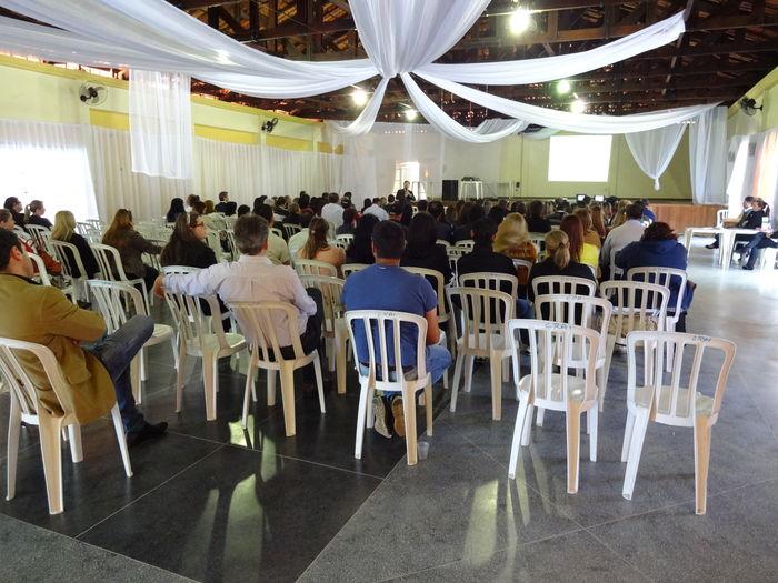 EVENTO - Siqueira Campos sedia nova etapa do Projeto Tecendo Redes 2