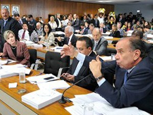 IDADE PENAL - Comissão do Senado rejeita reduzir maioridade penal em crime hediondo