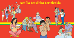 PUBLICAÇÃO - Unicef atualiza o Kit Família Brasileira Fortalecida