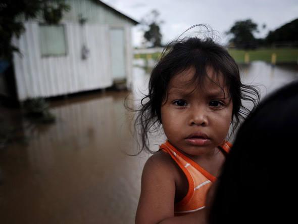 UNICEF - Brasil se destaca na luta contra violência infantil