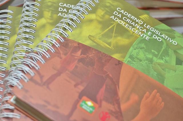 PUBLICA��O - Caderno Legislativo da Crian�a e do Adolescente � instrumento na defesa de direitos amea�ados