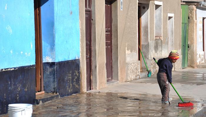 TRABALHO INFANTIL - Os indicadores de trabalho infantil crescem no Brasil