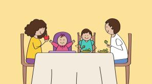 VÍDEO - RNPI lança vídeos sobre obesidade infantil, prevenção de acidentes e orçamento público para a infância