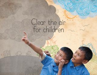 MEIO AMBIENTE - 300 milhões de crianças respiram ar tóxico