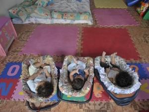 Mortalidade infantil cai em 2012 no Brasil